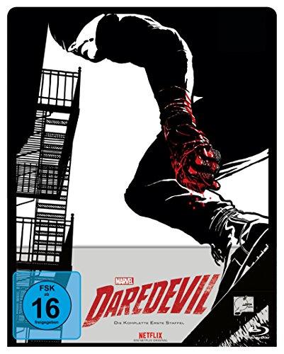 Marvel´s Daredevil: Die komplette 1. Staffel - Steelbook [Blu-ray] [Limited Edition]