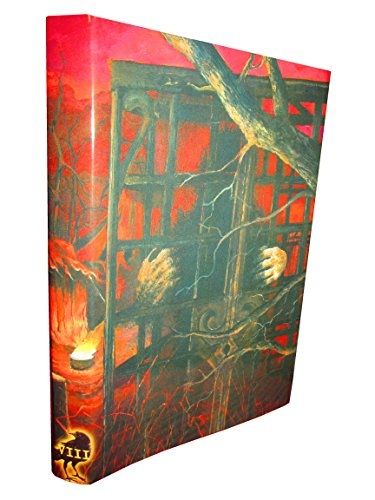 STEPHEN KING NEW COVER SERIES No. 28 Dark Tower Wind Through the Keyhole (Artist Signed, Cover only)