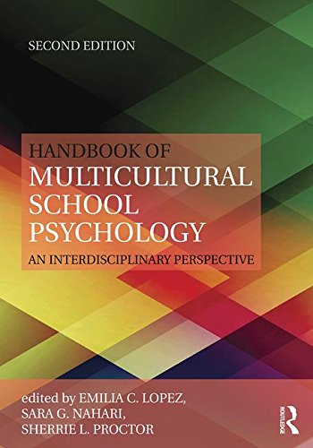 Handbook of Multicultural School Psychology An Interdisciplinary Perspective