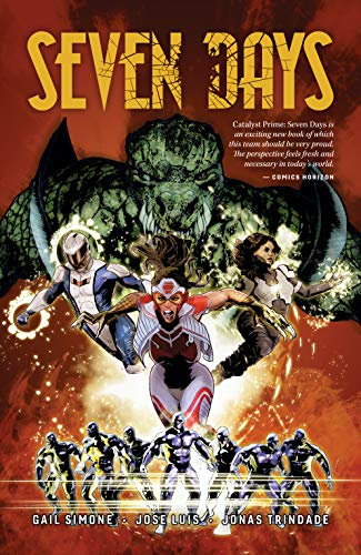 Catalyst Prime: Seven Days Vol. 1 (English Edition)