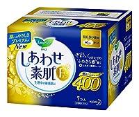 【花王】ロリエFしあわせ 特に多い夜用羽つき40CM 7コ入 ×10個セット
