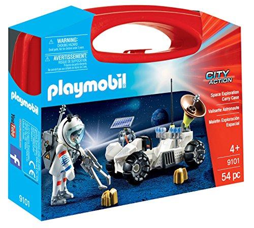 Playmobil - Mitnehmkoffer Moonracer