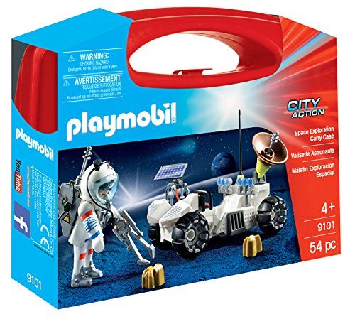 Playmobil - Mitnehmkoffer Moonracer