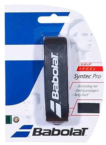 Babolat Syntec Pro X 1 Grip, Unisex, Negro, Talla Única