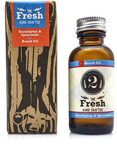 Mens Natural Beard Oil