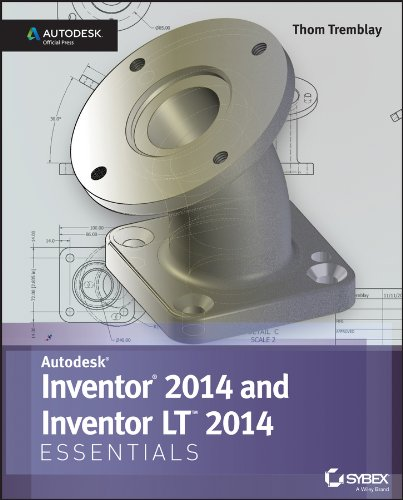 Inventor 2014 and Inventor LT 2014 Essentials: Autodesk Official Press (English Edition)