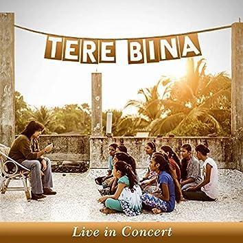 Tere Bina (Live in Concert)