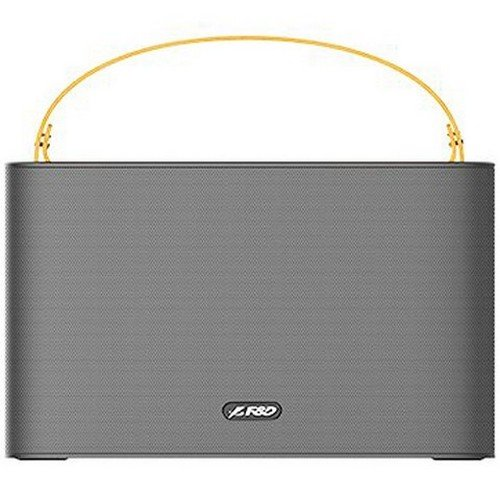 FD W17 Wireless Portable Bluetooth Speaker with High Bass (Gray)