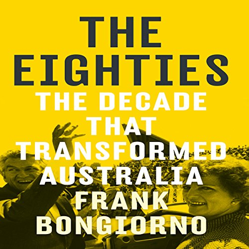 The Eighties cover art