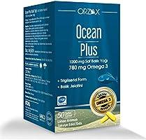 Oceans Plus 1200 Mg Saf Balık Yağı 50 Kapsül