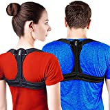 Modetro Sports Posture Corrector Spinal Support - Physical Therapy Posture Brace for Men or Women - Back,...