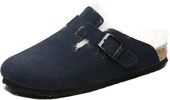 Cork Footbed Clogs Sandals
