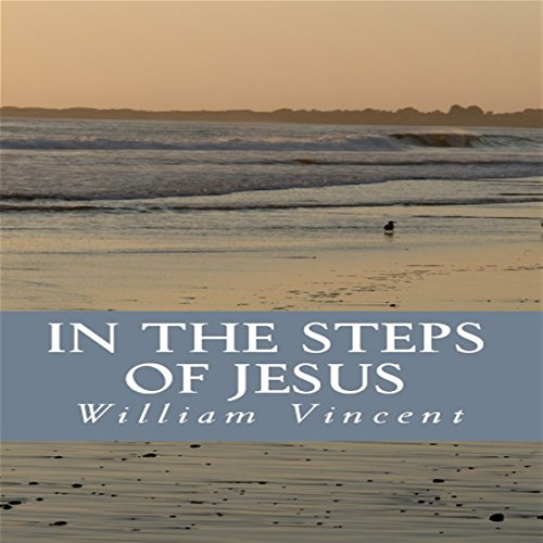 In the Steps of Jesus audiobook cover art