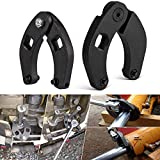 1266 Adjustable Gland Nut Wrench & 7463 Small Universal Gland Nut Wrench For Hydraulic Cylinders (Set of 2)