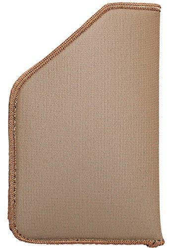 BLACKHAWK 40TP03CT AMBI TecGrip Pocket Holster, Size 03, Coyote Tan