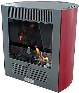 Tecno Air System Estufa de bioetanol Ruby MiniSmart Bordeaux