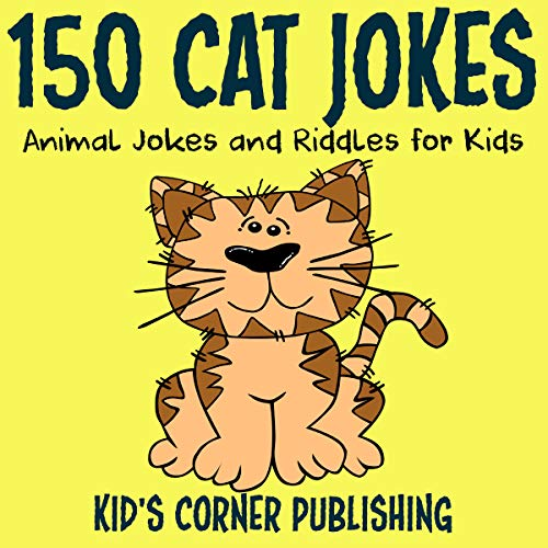 150 Cat Jokes audiobook cover art
