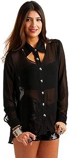 Hipster Hrt1144-L Shirt For Women - L