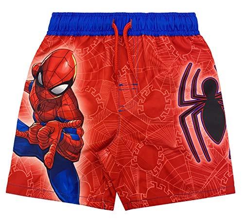 Dreamwave Toddler Boy Spiderman Swim Trunk Swimsuit Boardshort Board Short 2T