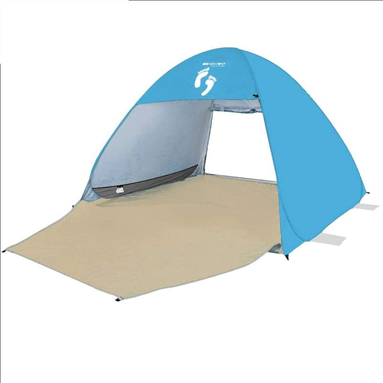 DWJ-Z Automatisches Pop-Up-Zelt, Outdoor-Outdoor-Camping Outdoor-Outdoor-Camping Outdoor-Outdoor-Camping Für 3-4 Personen B07Q2KP48F  Mittlere Kosten 71fa91