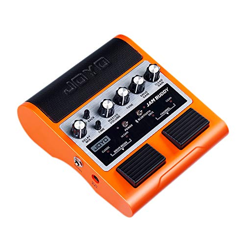Save %26 Now! JOYO Jam Buddy Portable Guitar Amplifier Dual Channel Electric Guitar Effect Pedal Amp...