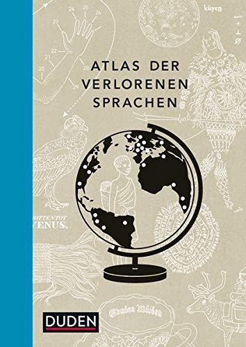 Buchseite und Rezensionen zu 'Atlas der verlorenen Sprachen' von Rita Mielke