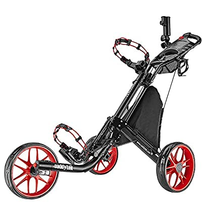 CADDYTEK Facil-plegable Carrito golf