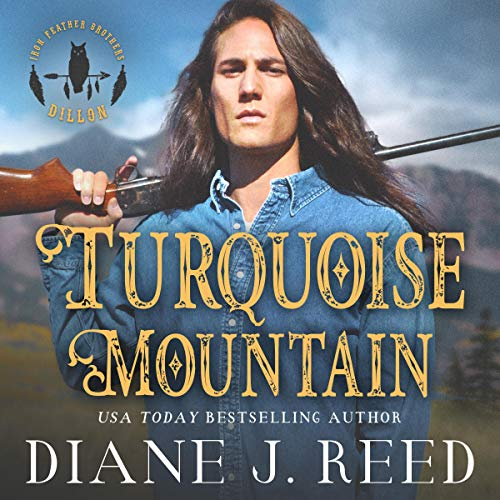 Turquoise Mountain audiobook cover art