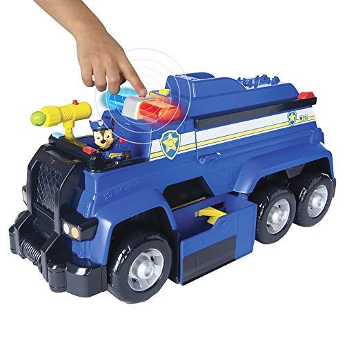 Bizak- Mega Camion Chase 5 en 1 Patrulla Canina Juguete (61927702)