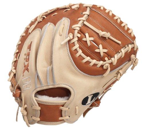 Louisville Slugger 32.5-Inch TPX Pro Flare Catcher's Mitt (Right Hand Throw)