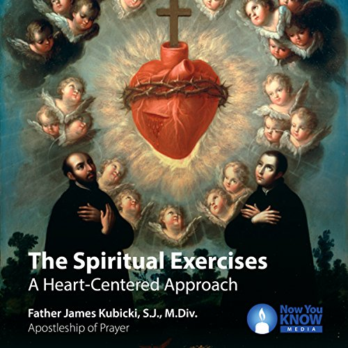 The Spiritual Exercises audiobook cover art