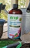 REV Lawn & Garden 32 Ounce Organic Growth Stimulant