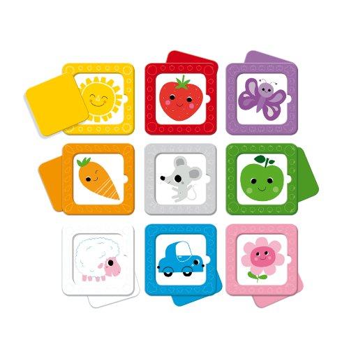 Diset - Baby Colors, Juguete para apilar y Encajar (63988