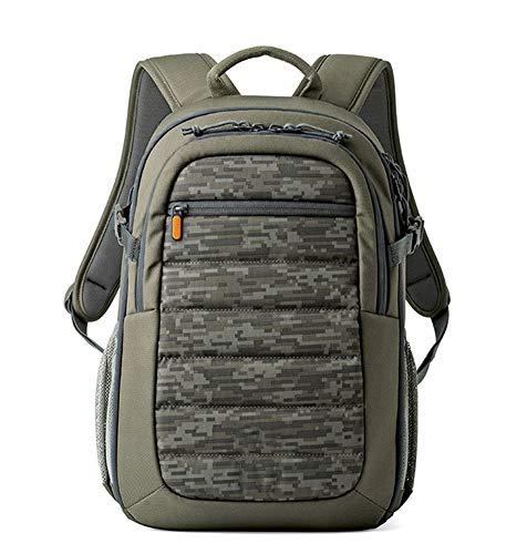 ZZYC wasserdichte Kamera-Beutel-Rucksack, DSLR-Fall, Multi-Tasche, stoßfest, mit Regen-Abdeckung, Laptop-Rucksack für Kamera,Camouflage