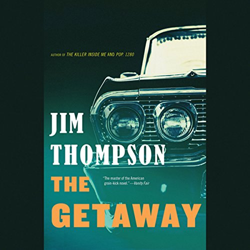 The Getaway audiobook cover art