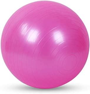Exercise Yoga Ball Chair Workout Balance Birthing Ball Anti Burst Slip-Resistant Fitness Ball with Quick Pump Supports 330...