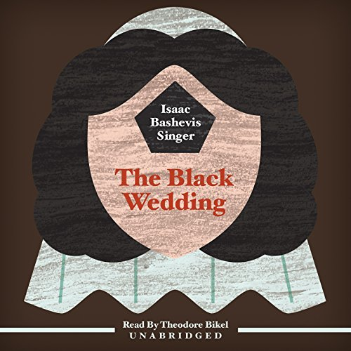 The Black Wedding audiobook cover art