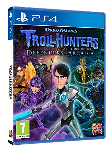 Trollhunters. Defenders O