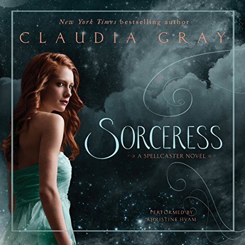 Sorceress audiobook cover art