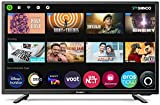 Shinco 80 cm (32 Inches) HD Ready Smart LED TV SO32SF (Black) (2021 Model) | with Alexa Built-in