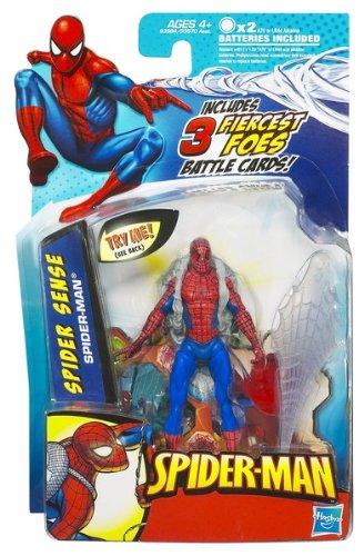 Spider-Man 3.75 inch Action Figure - Spider-Man Light Up