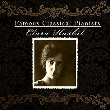 Famous Classical Pianists / Clara Haskil