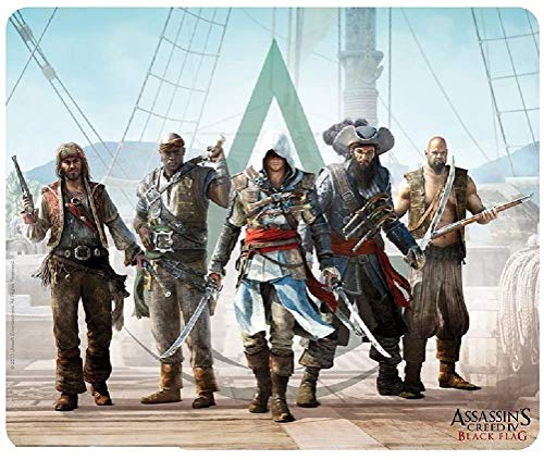 ASSASSIN'S CREED Tapis de souris Assassin's Creed 4 Groupe