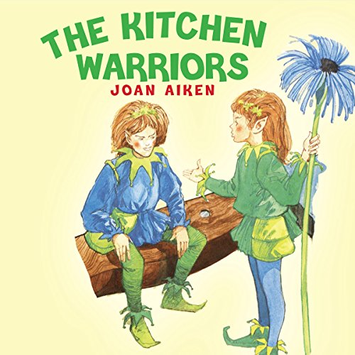 The Kitchen Warriors audiobook cover art