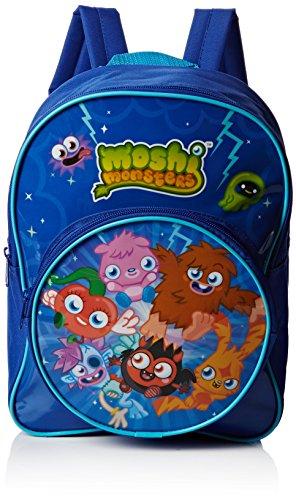 Moshi Monsters Sac á Dos MOSHI001021 Bleu