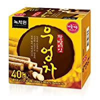 [HEALTH TEA] Korea Food Burdock Tea 1.2g X 40 Tea Bags