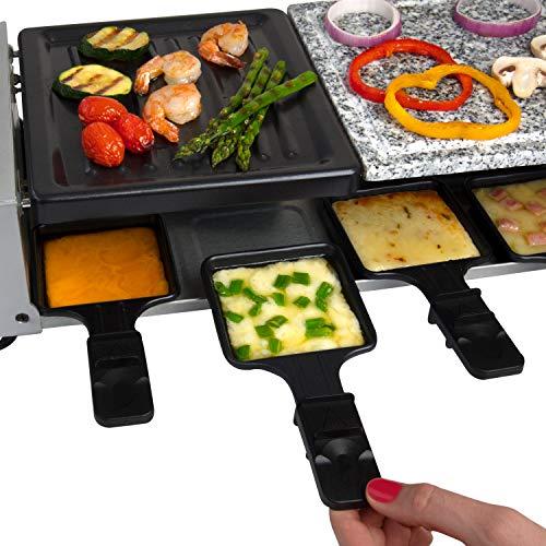 Ensemble à Raclette CucinaPro / Gril pour 8 personnes - 1