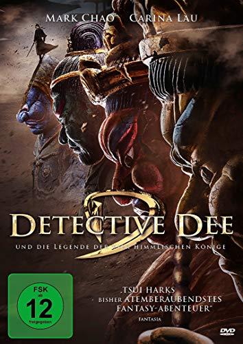 Detective Dee und die Legende der vier himmlischen Könige
