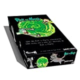 Crazy pawn Mesa Juego 10 Das Rick & Morty, Multicolor (8436564810182)