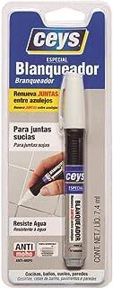 CEYS 505122 Tubo Blanqueador de Junta de Azulejos